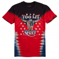 Emerica Pit Stop T-Shirt - Red