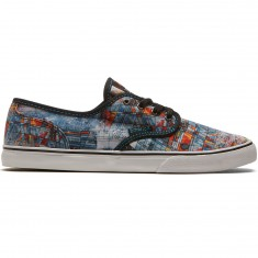 Emerica X EITS Wino Cruiser Shoes - White/Print