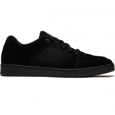 eS X Tres Accel Slim Shoes - Black/Black