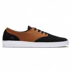 Emerica The Romero Laced Shoes - Black/Brown
