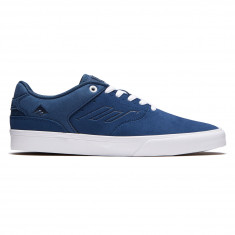 Emerica The Reynolds Low Vulc Shoes - Blue/White/Gum