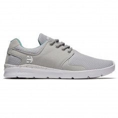 Etnies Scout XT Shoes - Light Grey