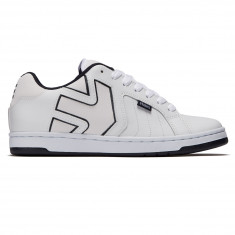 Etnies Fader 2 Shoes - White/Navy