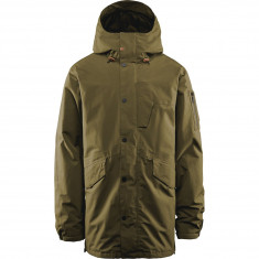 Thirty Two Lodger Snowboard Jacket - Olive
