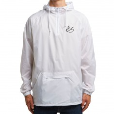 eS Packable Anorak Jacket - White