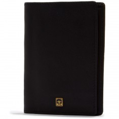 Obey Vandal Passport Wallet - Black