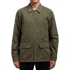 Obey Hoboken Jacket - Army