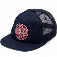 Obey Established 89 Trucker Hat - Navy