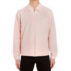 Obey Eighty Nine Graphic Jacket - Pink