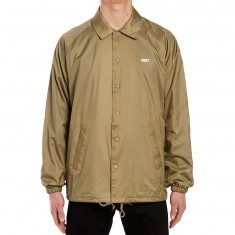 Obey The Creeper Jacket - Khaki