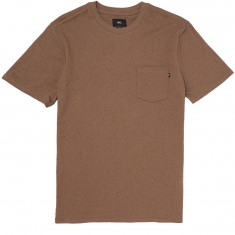 Obey McCarren Neps Pocket T-Shirt - Iron Multi
