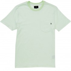 Obey Wisemaker Pocket T-Shirt - Mint Multi