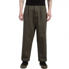 Obey Fubar Big Fits Pants - Army