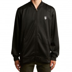 Obey Creeps Jacket - Black