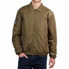 Obey Mission Jacket - Dusty Army