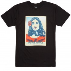 Obey Defend Dignity T-Shirt - Black