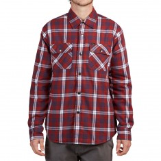 Obey Seattle Jacket - Red Multi