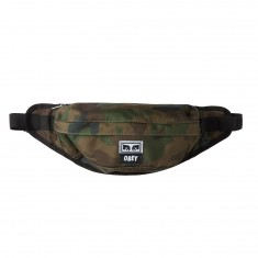 Obey Drop Out Sling Pack Bag - Field Camo
