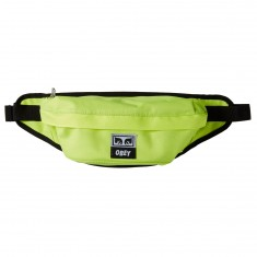 Obey Drop Out Sling Pack Bag - Saftey Green