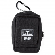 Obey Drop Out Utility Small Bag - Black