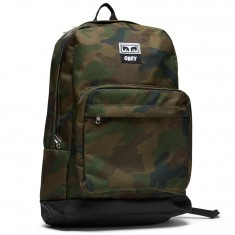 Obey Drop Out Juvee Backpack - Field Camo