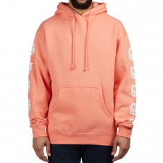 Obey Tunnel Vision Hoodie - Coral