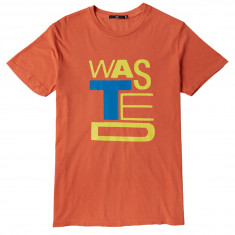Obey Wasted Youth T-Shirt - Paprika
