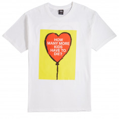 Obey How Many More Kids? T-Shirt - White