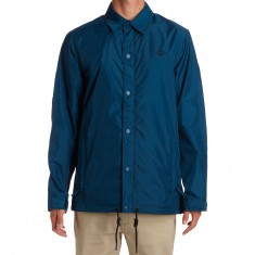 Volcom Skindawg Jacket - Blue Black
