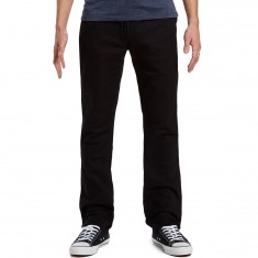 Volcom VSM Gritter Slim Chino Pants - Black