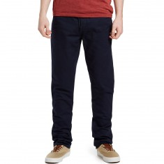 Volcom VSM Gritter Slim Chino Pants - Navy