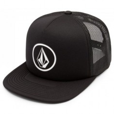 Volcom Full Frontal Cheese Hat - Black