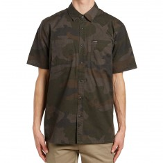 Volcom Clutch Shirt - Light Army