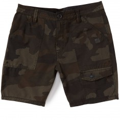 "Volcom SNT Creeper 19"" Shorts - Camo"