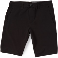 Volcom Frickin SNT Static Hybrid Shorts - Blackout