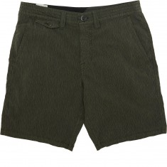 Volcom SNT Cinco Hybrid Shorts - Military