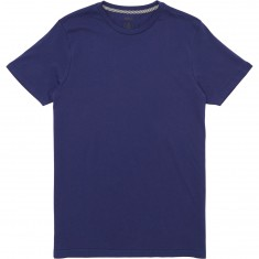 Volcom Solid T-Shirt - Blue Plum