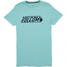 Volcom Stone Cruz T-Shirt - Sea Blue