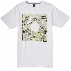 Volcom Record T-Shirt - White