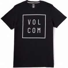Volcom Flagg T-Shirt - Black