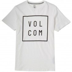 Volcom Flagg T-Shirt - White