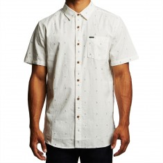 Volcom Interlude Shirt - Cloud