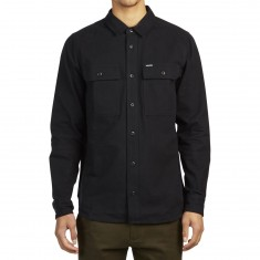 Volcom Ketil Longsleeve Shirt - Black