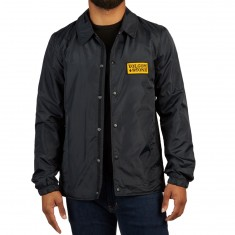 Volcom Brews Coach Jacket - Blackout