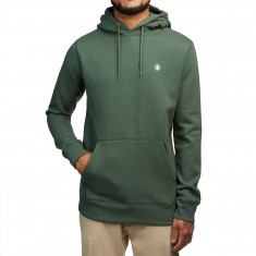 Volcom Single Stone Hoodie - Evergreen