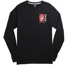 Volcom Watch Longsleeve T-Shirt - Black