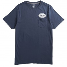 Volcom Foundry Pocket T-Shirt - Blue