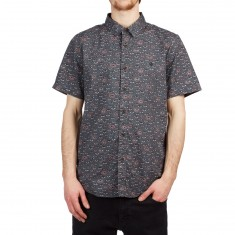 Volcom X Burch T-Shirt - Stealth