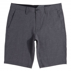 Volcom Frickin SNT Static Shorts - Charcoal Heather