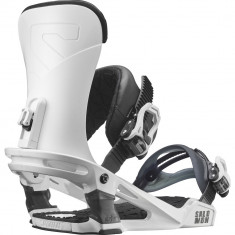 Salomon Trigger 2019 Snowboard Bindings - White